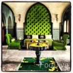 Mosaic Palais Aziza - Marrakech Palmeraie