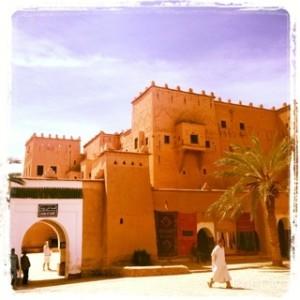 Kasbah de Taourirt - Ouarzazate