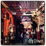 Marrakech Medinah shopping