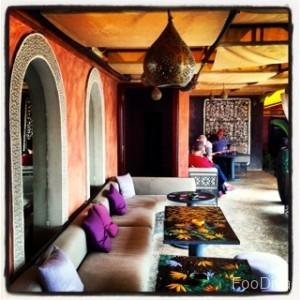 Cafe Arabe - Marrakech Medinah