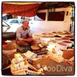 Spices galore - Ouarzazate market