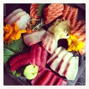 Sashimi galore - Market & Platters