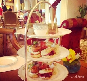 Top 10 afternoon tea experiences in Dubai