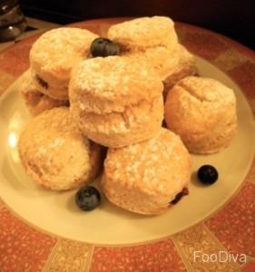 Al Maha's scones