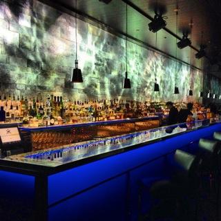 Hakkasan Dubai bar
