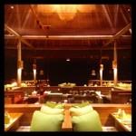 Leaf restaurant