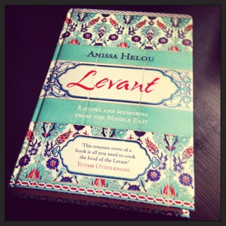 Levant cookbook by Anissa Helou