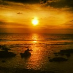 Galle sunset