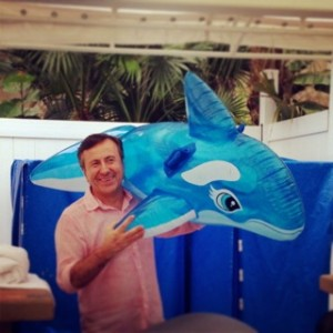 Daniel Boulud - dolphin's not on the menu