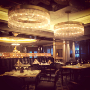 Brasserie Angelique at Jumeirah Etihad Towers