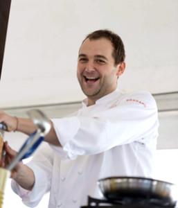Chef Daniel Humm at Cayman Cookout masterclass