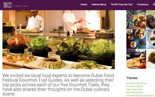 Dubai Food Festival Gourmet Trails