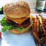 Burger - The Steak Bar DIFC