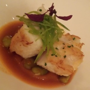 Oven Roasted Monkfish