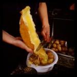 Borough Market - raclette