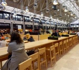 Market Gourmet Food Hall, Lisbon