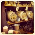 Borough Market - hot cider