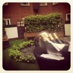 London Marriott Grosvenor Square - Secret Garden