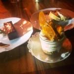 Fume - desserts