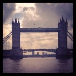 Tower Bridge from cruise