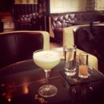 Luggage Room Pisco Sour
