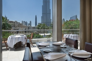 Cut by Wolfgang Puck at The Address Downtown Dubai