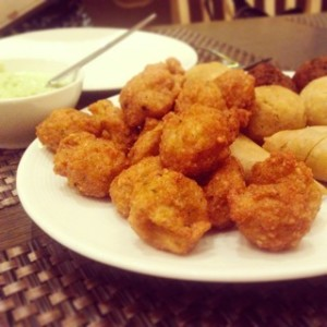 Appetiser platter - Jambo's Grill