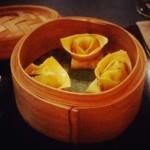 Lao - foie gras dim sum