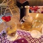 10. Wild rose tea