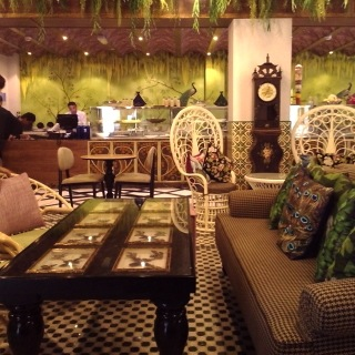 Omnia Gourmet – Silvena Rowe's first café in Dubai
