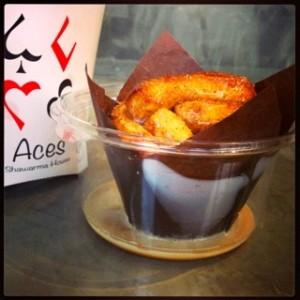 Aces Dessert