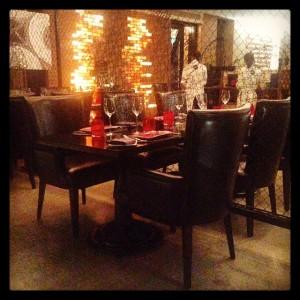 Bushman's Restaurant - Anantara Palm Dubai