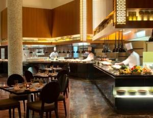 Mazina Restaurant - The Address Dubai Marina