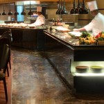 Mazina Restaurant - The Address Dubai Marina