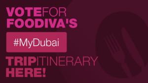 #MyDubai Trip - FooDiva