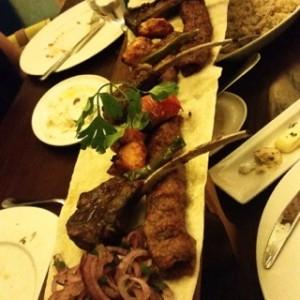 1 Meter Kebab