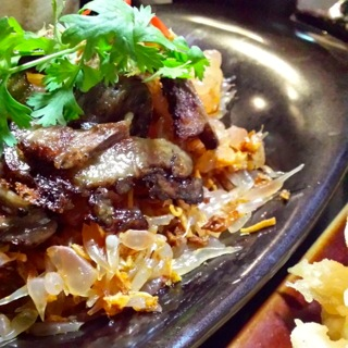 The Smoking Doll Abu Dhabi - Pomelo Beef Salad