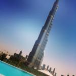 View from Sofitel Downtown Dubai