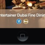 Entertainer Dubai Fine Dining app
