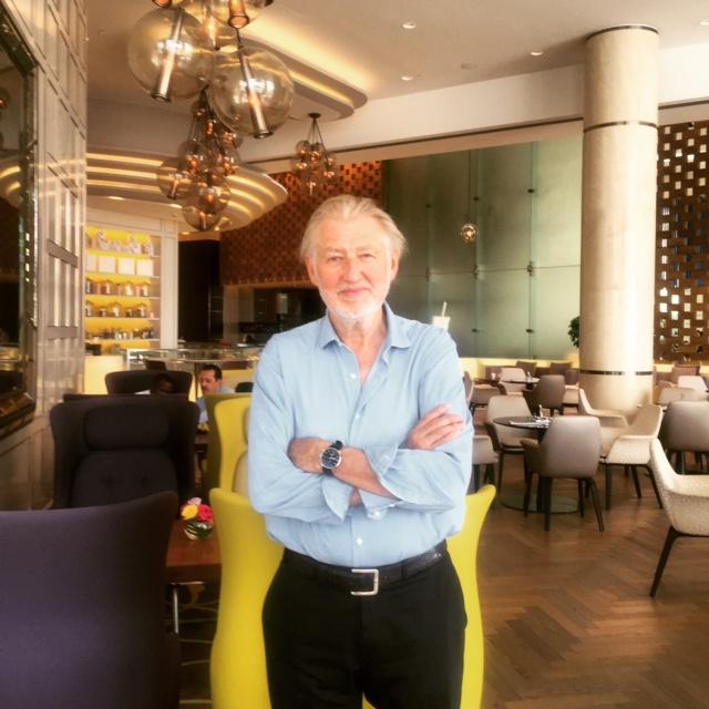 Pierre Gagnaire in Dubai at Choix