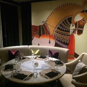 Bombay Brasserie restaurant