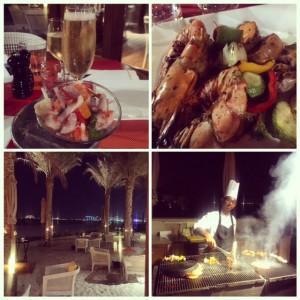 Palm Grill - Ritz-Carlton Dubai JBR