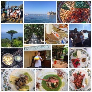 Artisan producers and lunch in the Sorrento peninsula, Campagna region