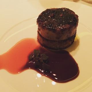Foie gras brulee