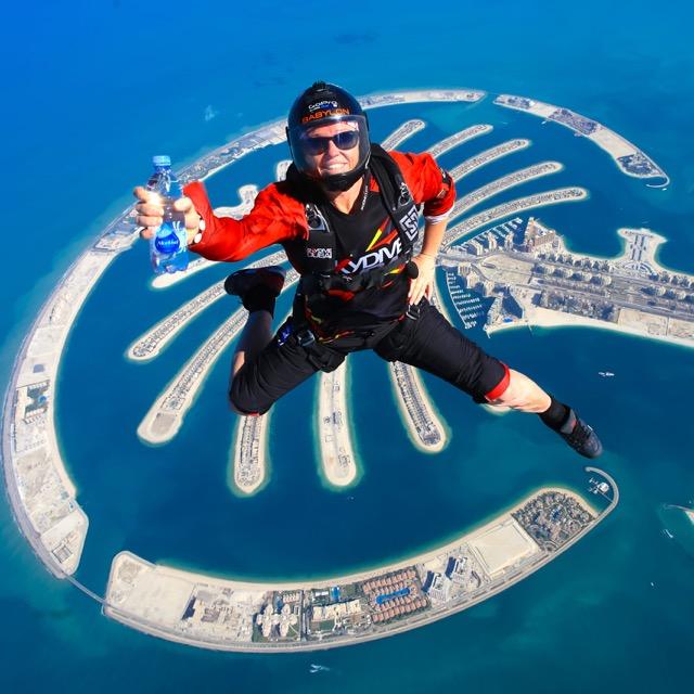 Monviso SkyDive Palm Jumeirah