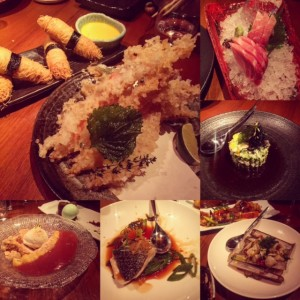 Novikov Dubai - Far Eastern food