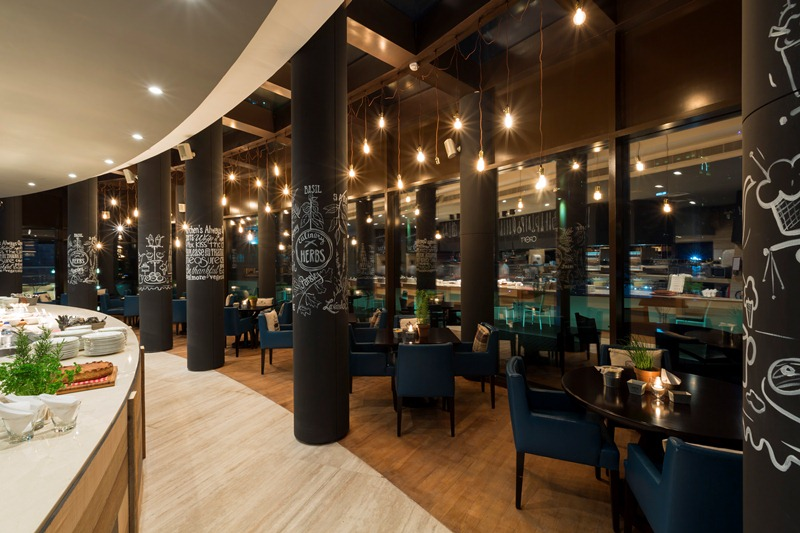 The Croft Dubai - Dubai restaurants