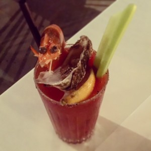 Maine's Bloody Mary - Dubai restaurants