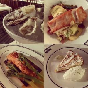 Maine Bar & Grill - Dubai restaurants