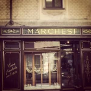Pasticceria Marchesi - Milan restaurants